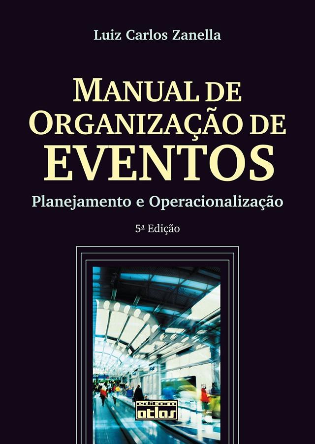 Manual de Organização de Eventos - TOP 10 Livros para Assessoras de Casamento - revista icasei