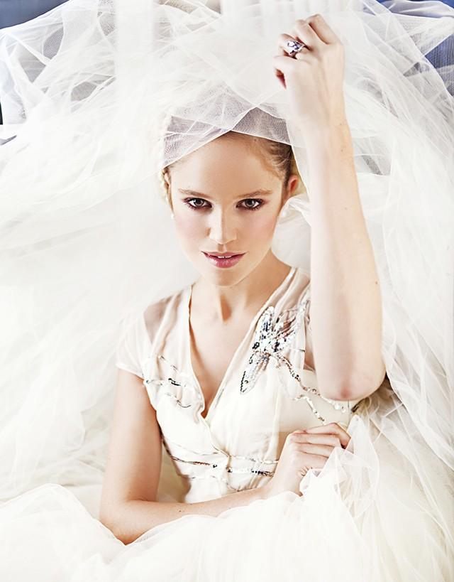 Véu de Noiva Ideal para Cada Signo_revistaicasei