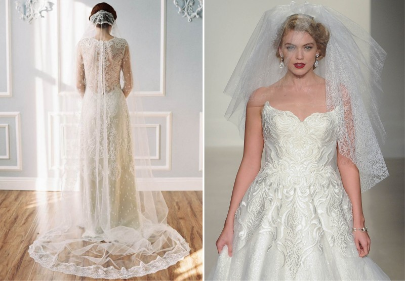 Véu de Noiva Ideal para Cada Signo_revistaicasei3