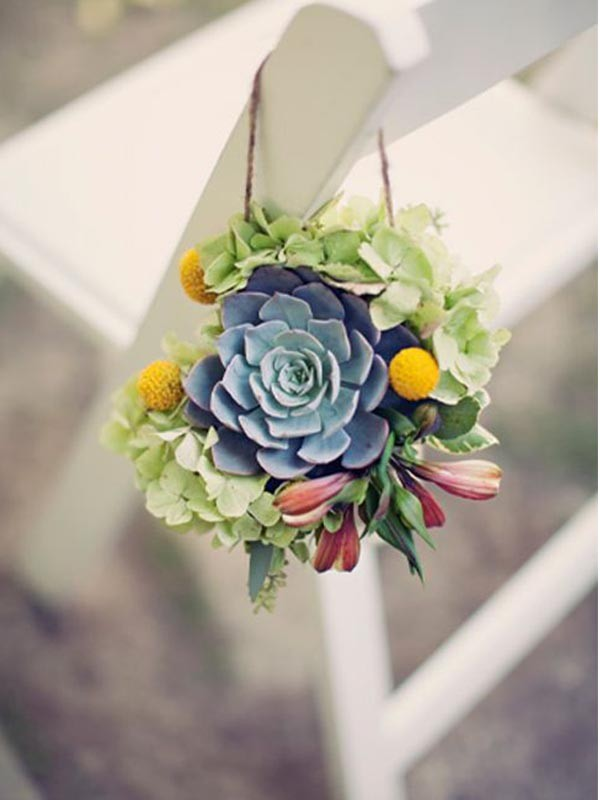 decoração de casamento com suculentas - revista icasei (1)