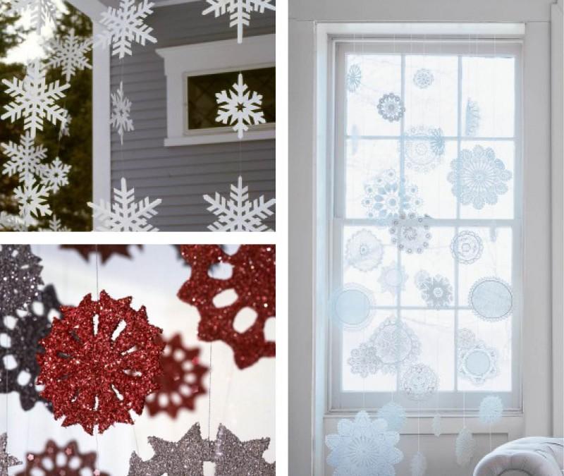 Decoração de Natal para a Casa Nova_revistaicasei_flocos de neve