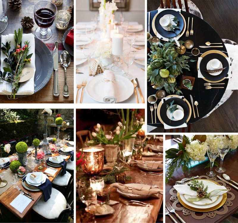 Mesa de Natal | 5 Opções de Estilo para Você se Inspirar_revistaicasei_elegante