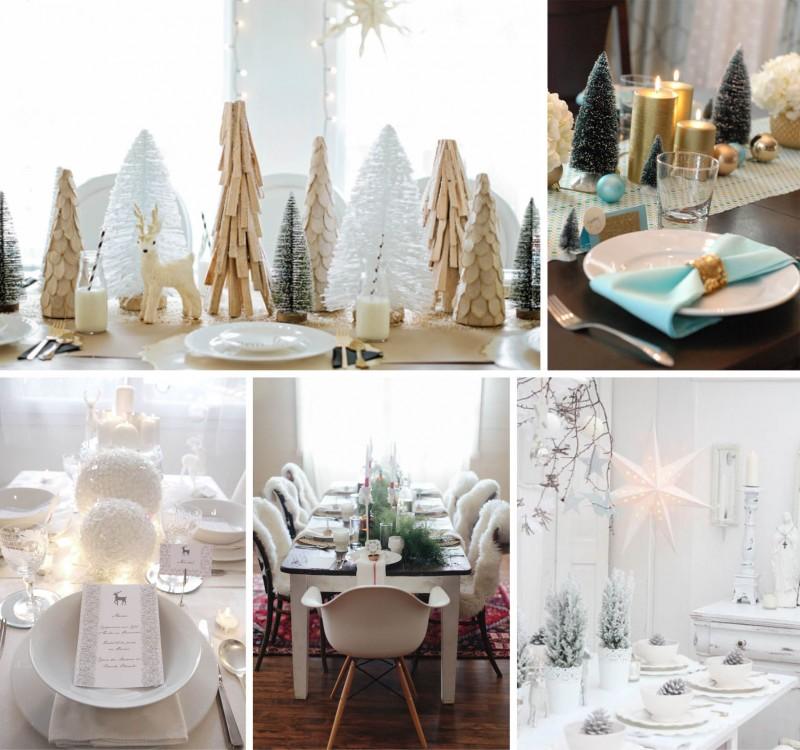 Mesa de Natal | 5 Opções de Estilo para Você se Inspirar_revistaicasei_moderna2