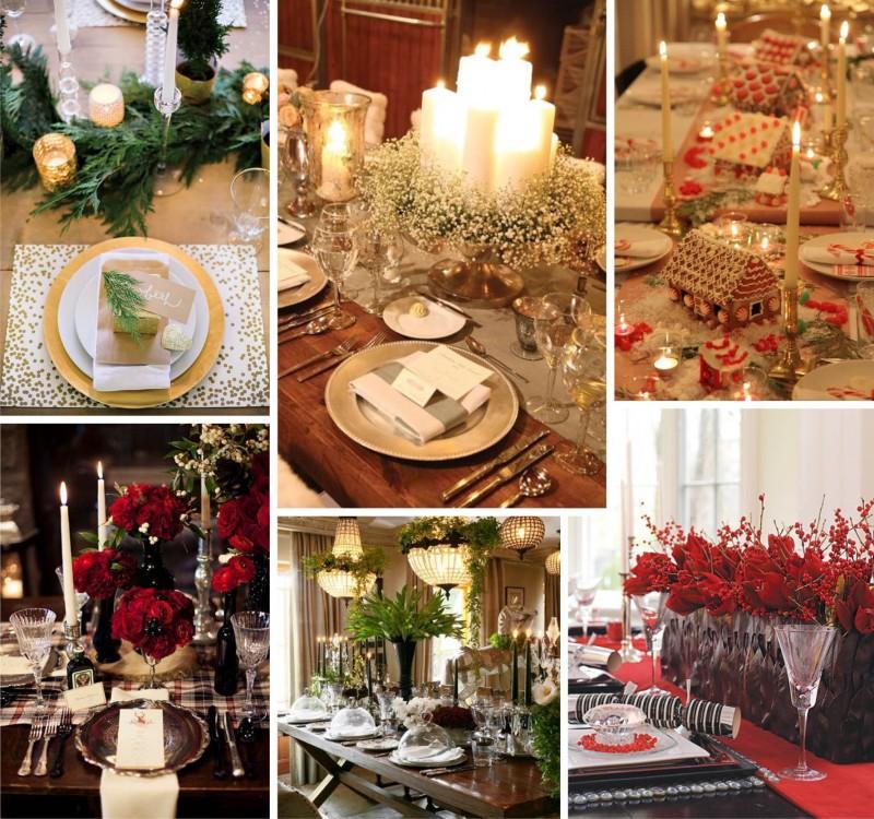 Mesa de Natal | 5 Opções de Estilo para Você se Inspirar_revistaicasei_tradicional