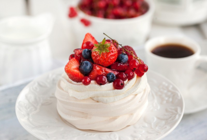 mini pavlova - revista icasei