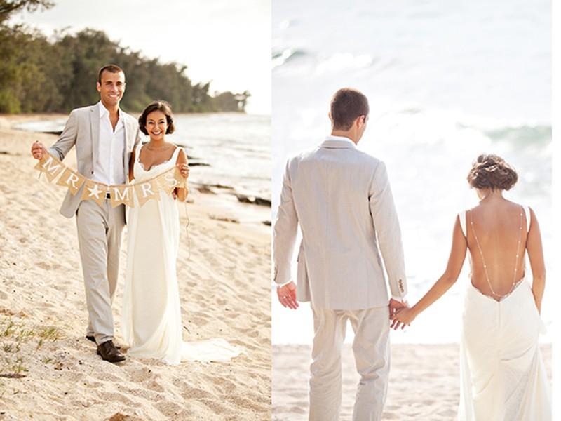 Casamento na Praia | 3 Estilos para inspirar_revistaicasei_Manhã-traje