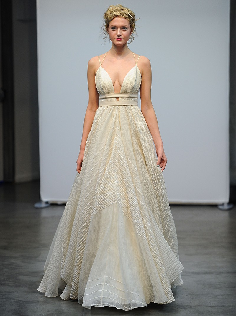 Carol Hannah Bridal Fall 2016, October 2015