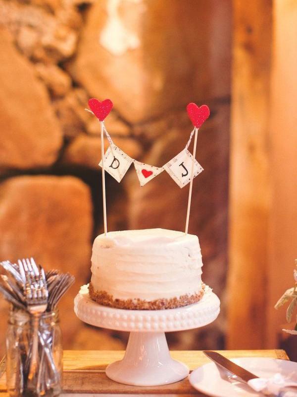 Decoração Simples e Econômica de Casamento_R_revistaicasei