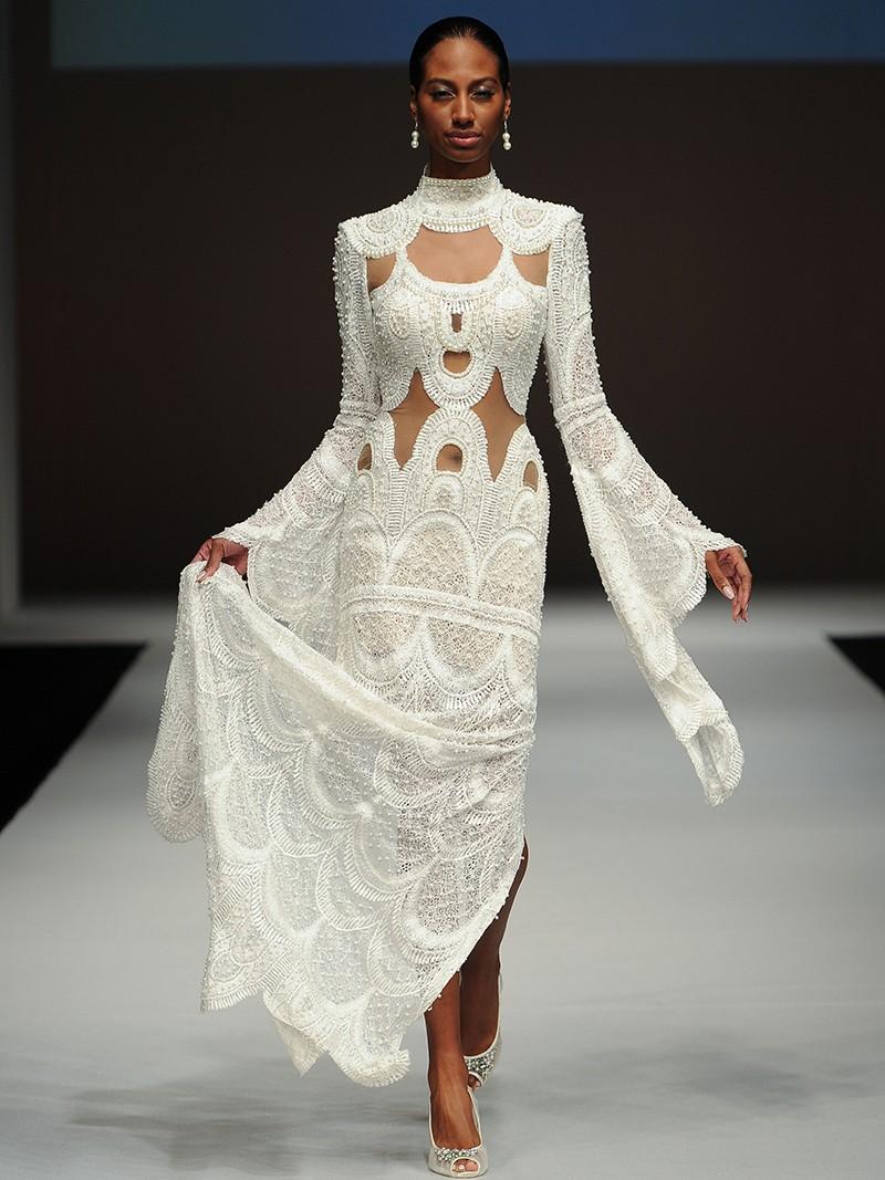 Israel Designer Showcase Bridal Fall 2016, October 2015