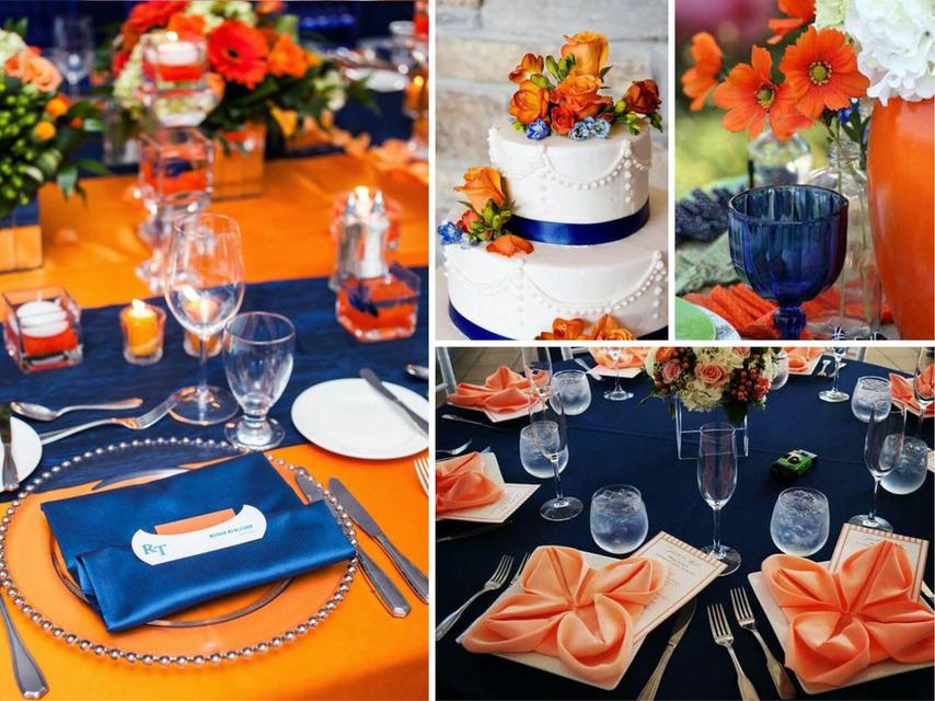 Pantone 2016 | Top 10 Cores para Casamentos_revistaicasei_azul e laranja