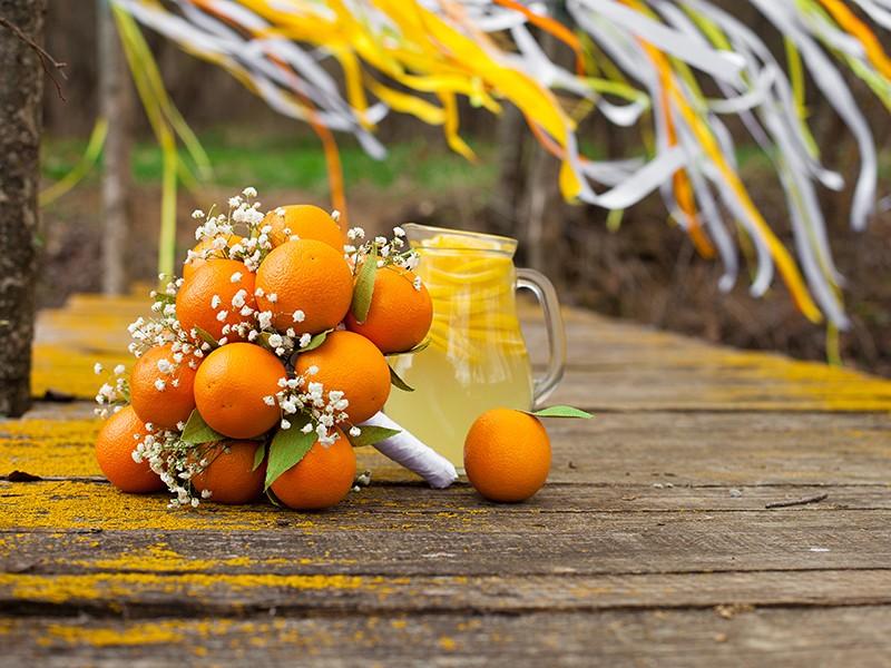 Pantone 2016 | Top 10 Cores para Casamentos_revistaicasei_laranjaA
