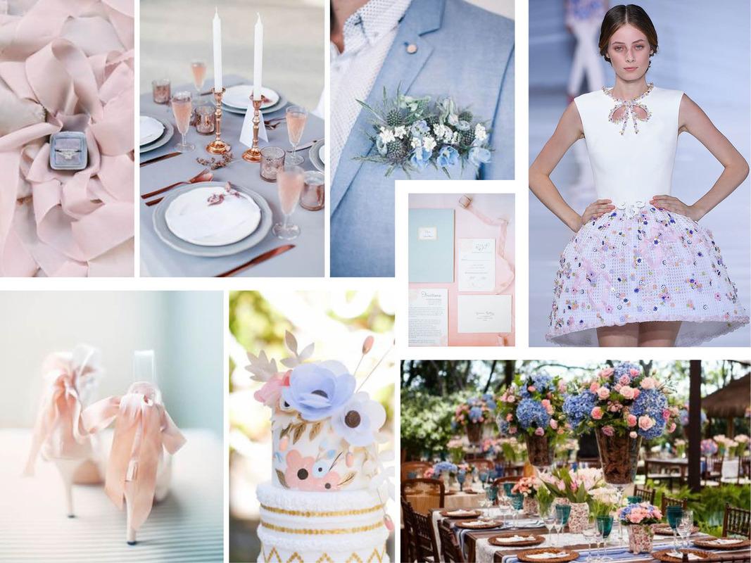 Pantone 2016 | Top 10 Cores para Casamentos_revistaicasei_rosa e azul