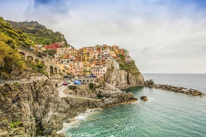 Riomaggiore, Itália.
