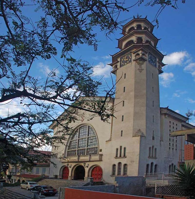 TOP 10 Igrejas para Casar em BH_revista icasei - INCarmo