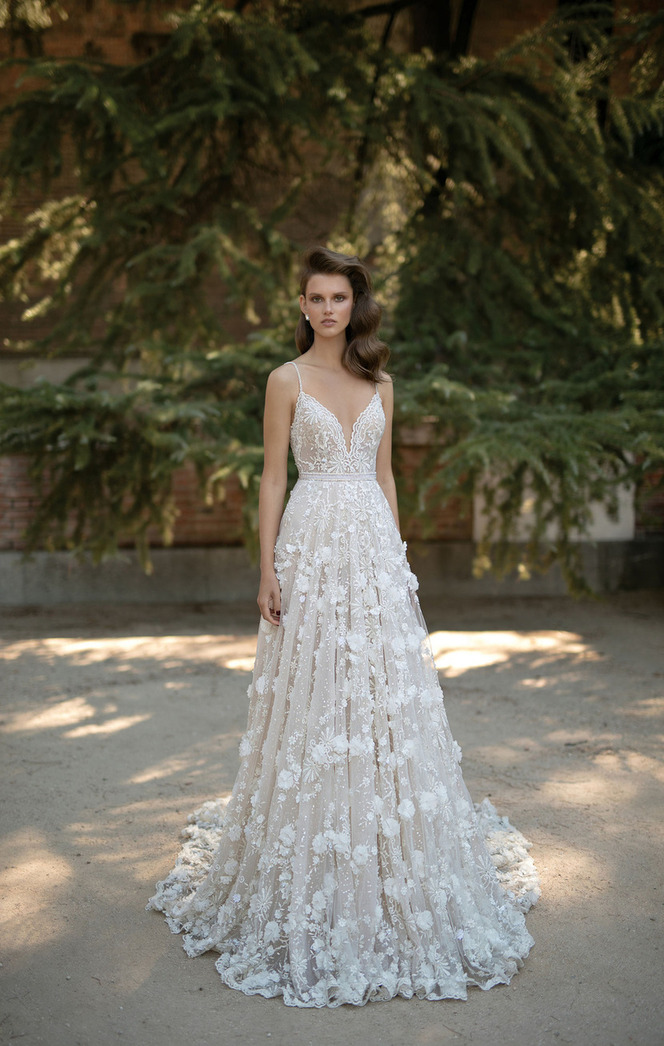 Top 21 estilos de vestidos de noiva para amar! UY56