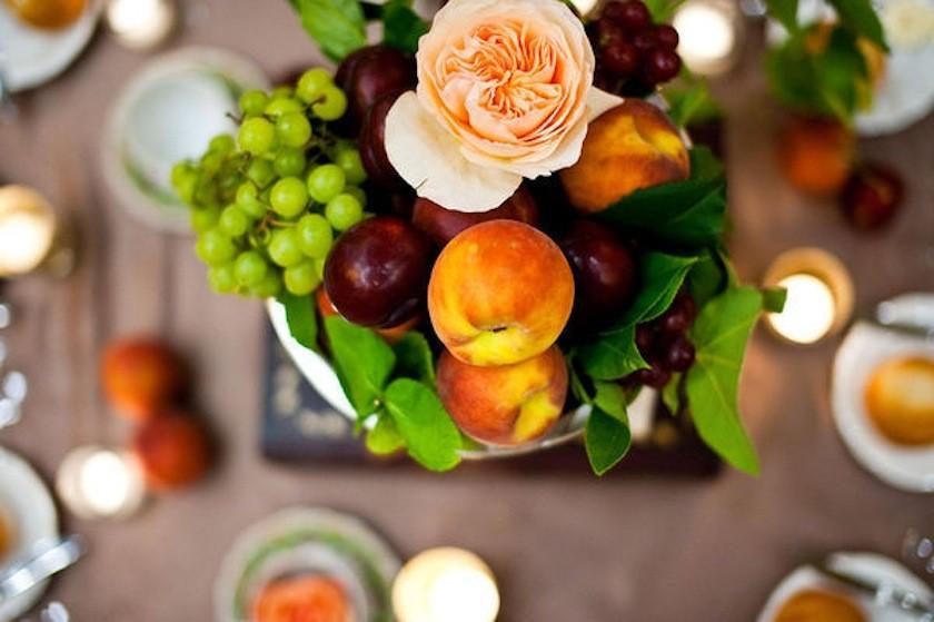 decoracao com frutas_revista icasei6
