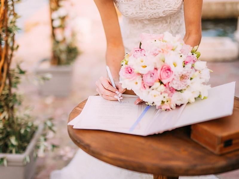 como efetuar um casamento