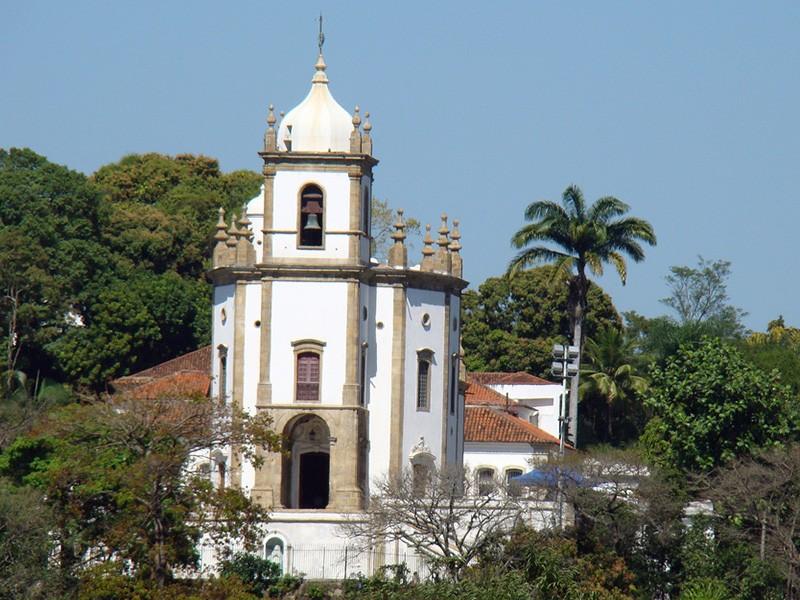 igreja nossa senhora do outeiro da gloria