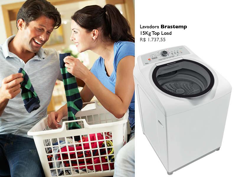 Itens essenciais para montar a casa nova-lavadora