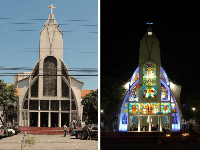 igreja nossa senhora de fatima