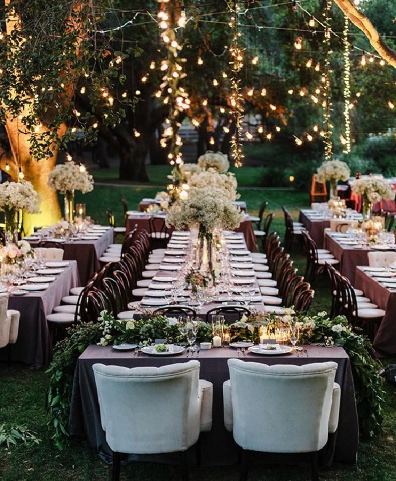 decoracao casamento ar livre: de Decoração para Casamento ao Ar Livre – Portal iCasei Casamentos