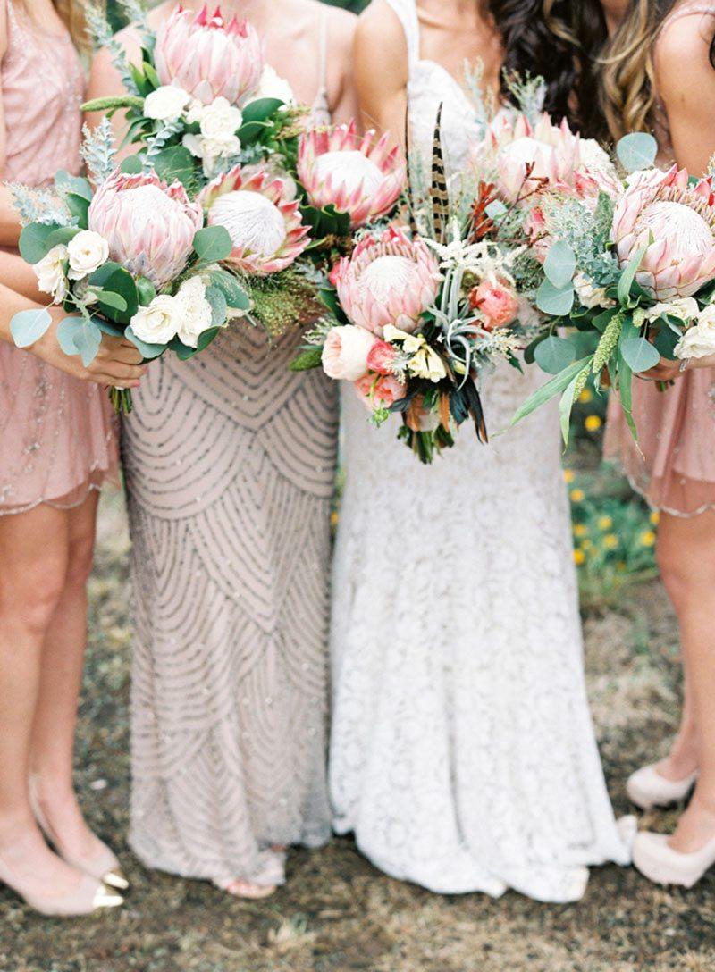 Bouquet-de-noiva-com-protea