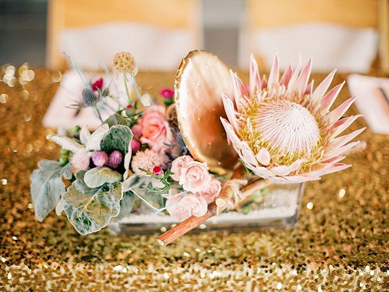 Bouquet-de-protea