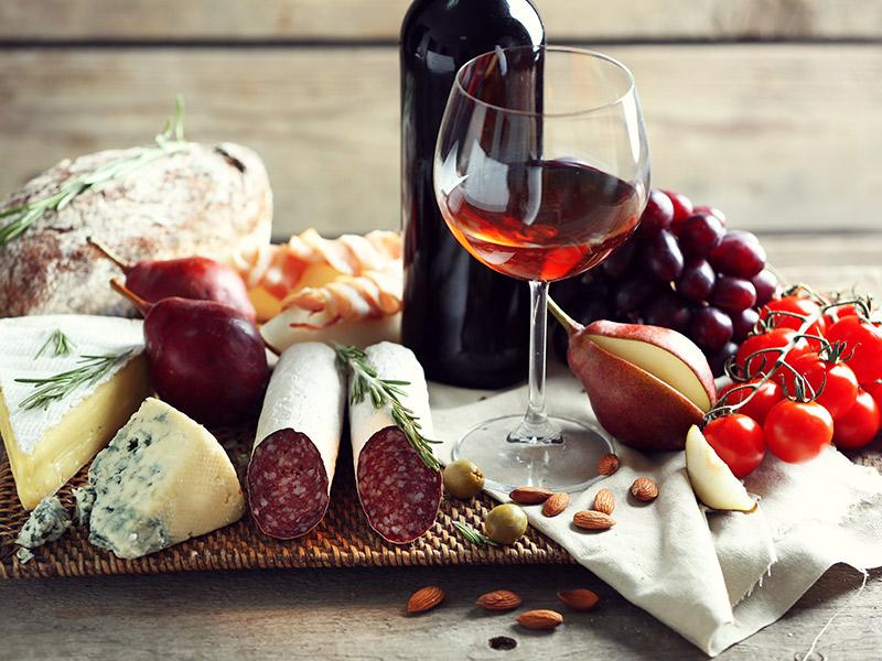 Buffet-Italiano-no-casamento-queijo