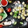 Buffet-Italiano-no-casamento-ravioli