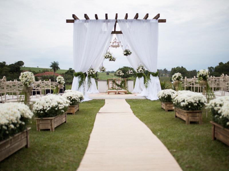 Muito Decoração de Casamento Rústico IO99