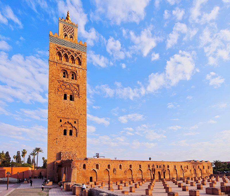 Lua-de-mel-no-Marrocos-mesquita
