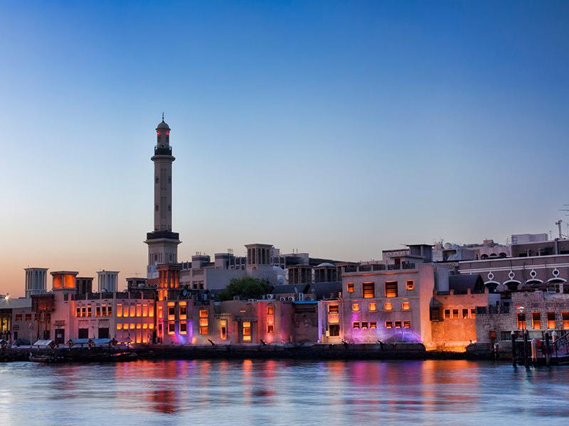 Lua-de-mel-Dubai-centro-antigo