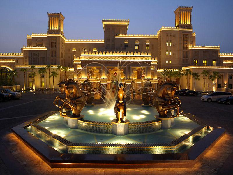 Lua-de-mel-Dubai-hotel-Al-Qasr