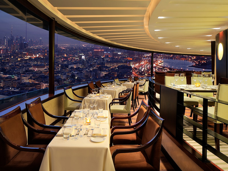 Lua-de-mel-Dubai-restaurante-Al-Dawaar