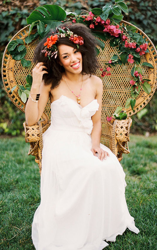 Noivas-negras-penteados-crespo tropical