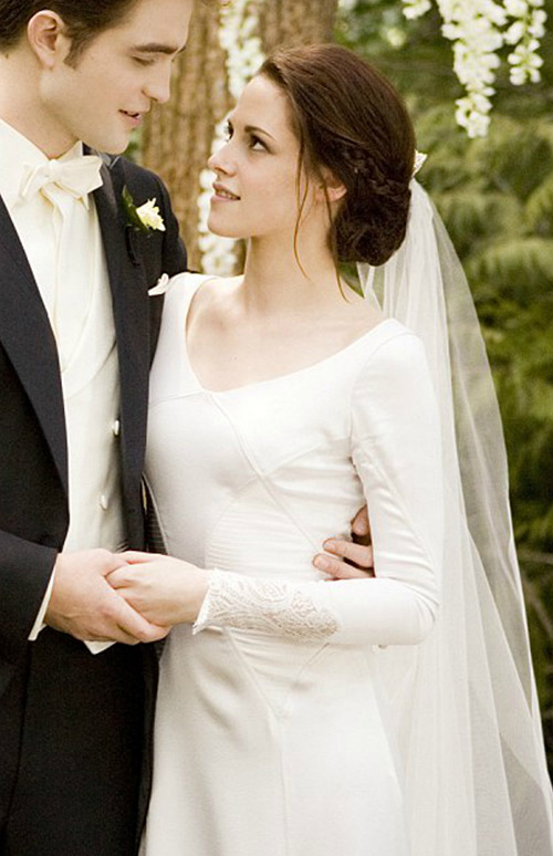 Vestidos-de-casamento-do-Cinema-Crepusculo-Kristen-Stwert