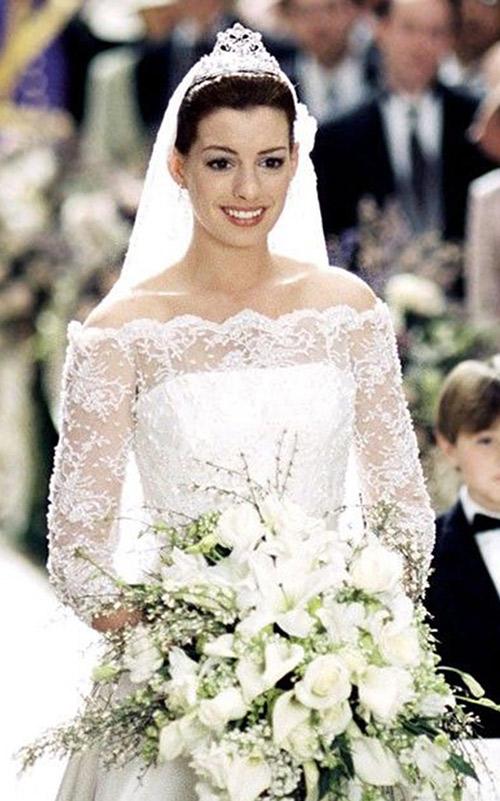 Vestidos-de-casamento-do-Cinema-Diario-da-Princesa--Anne-Hathaway