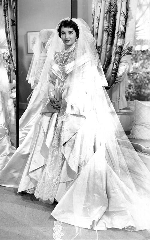 Vestidos-de-casamento-do-Cinema-O-Pai-da-noiva---Elizabeth-Taylor