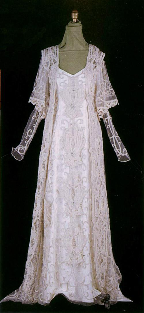 Vestidos-de-casamento-do-Cinema-Star-Wars-Natalie-Portman-vestido