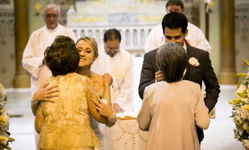 avós no casamento