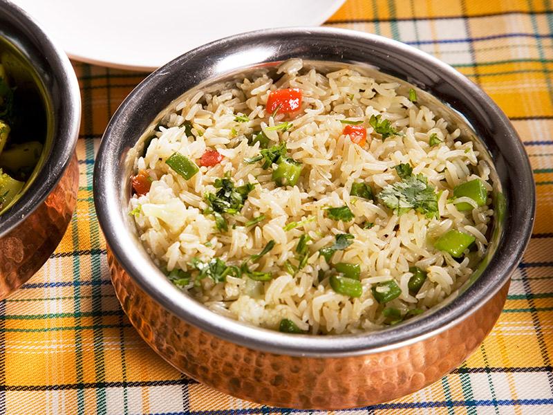 Ilha-gastronomica-indiana-para-casamentos-jeera-rice