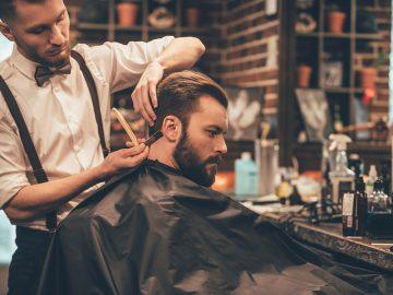 Barbearias para o dia do noivo
