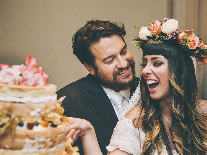 Casamento real Débora e Antônio pedido