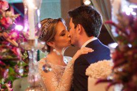 Casamento real Marina e Bruno