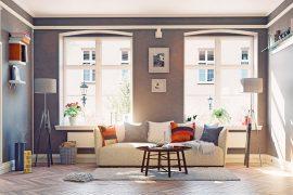 Decoração casa mais aconchegante no inverno