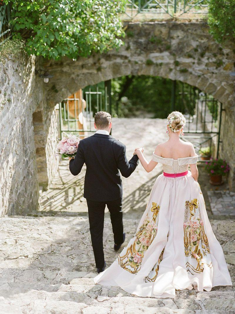 Destination Wedding em Portugal celebração