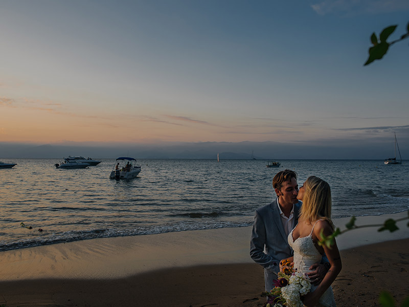 Lugares para casar em Ilhabela
