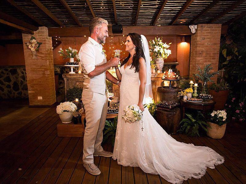 Lugares para casar em Ilhabela casa d'alva