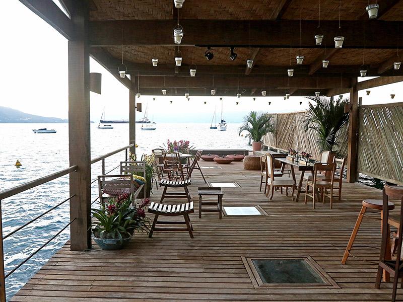 Lugares para casar em Ilhabela espaço galiileu da vila