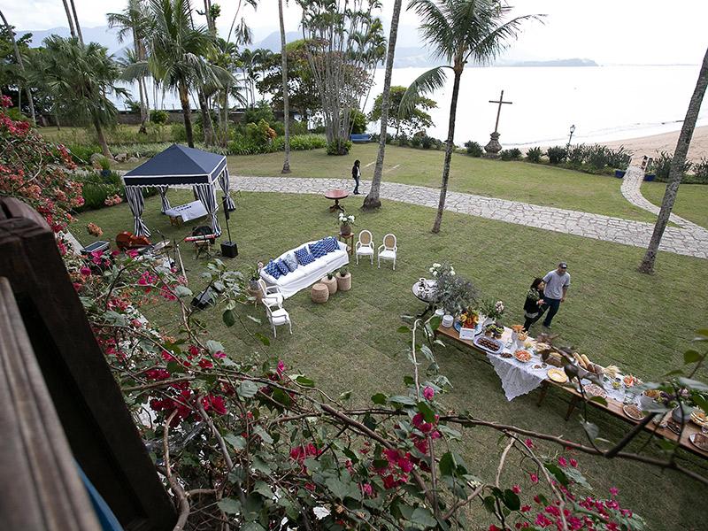 Lugares para casar em Ilhabela fazenda são mathias